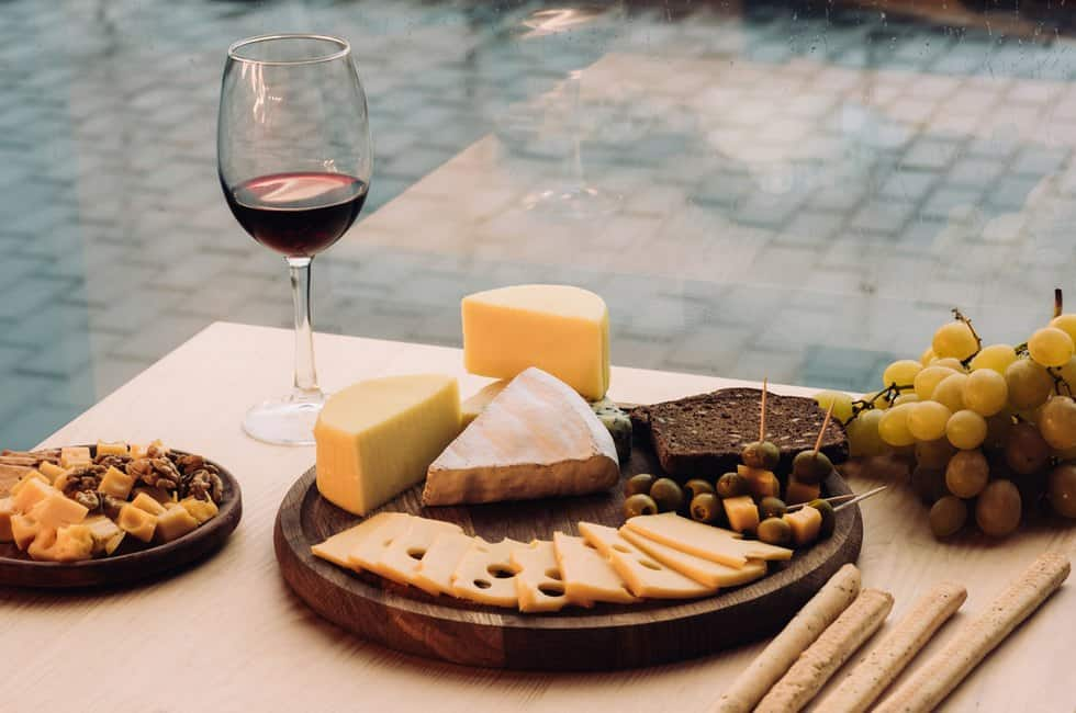 wine and cheese pairings for beginners